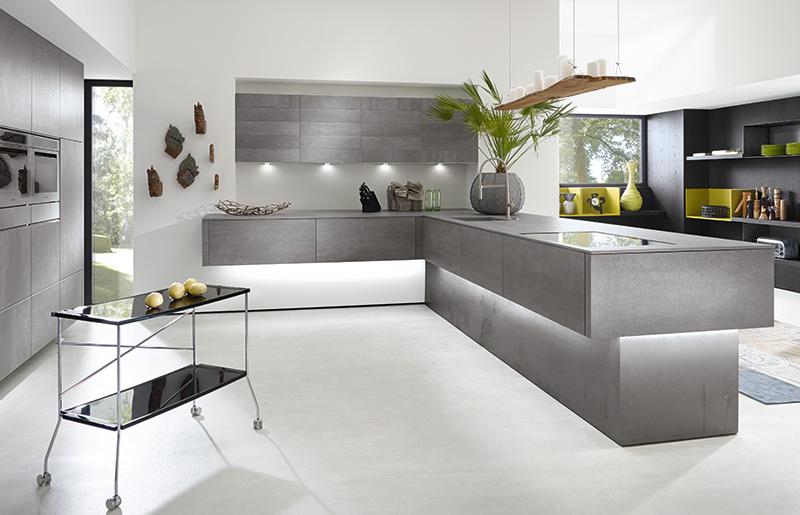 gustav wellmann gmbh co kg bei alno ag premiuminfo k chenwohntrends exhibition of. Black Bedroom Furniture Sets. Home Design Ideas